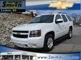 2013 Chevrolet Tahoe SUV for sale in Laurens for $35,000 with 24,568 miles.