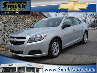 2013 Chevrolet Malibu Sedan for sale in Laurens for $18,000 with 12,813 miles.