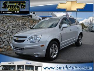 2014 Chevrolet Captiva Sport SUV for sale in Laurens for $22,000 with 12,723 miles.
