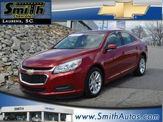 2014 Chevrolet Malibu Sedan for sale in Laurens for $22,000 with 2,708 miles.