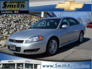 2009 Chevrolet Impala Sedan for sale in Laurens for $15,000 with 47,043 miles.