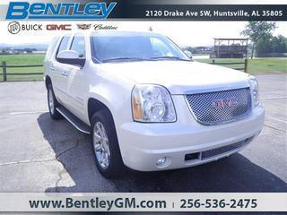 2011 GMC Yukon SUV for sale in Huntsville for $43,390 with 30,720 miles.