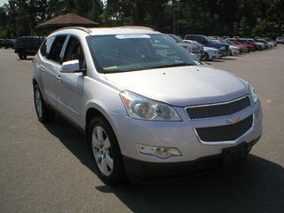 Chevrolet Traverse From A Car Lot In Jacksonville AR