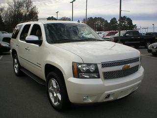 2012 Chevrolet Tahoe SUV for sale in Jacksonville for $45,837 with 58,901 miles.