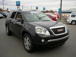 GMC Acadia From A Car Lot In Jacksonville AR