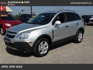 2013 Chevrolet Captiva Sport SUV for sale in Memphis for $18,991 with 37,665 miles.