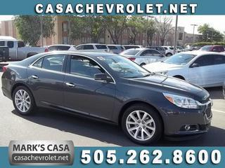 2014 Chevrolet Malibu Sedan for sale in Albuquerque for $22,955 with 14,788 miles.