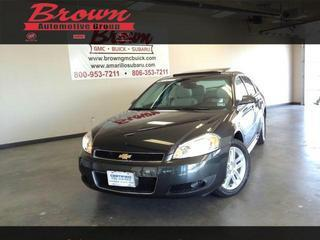 2013 Chevrolet Impala Sedan for sale in Amarillo for $21,995 with 21,038 miles.