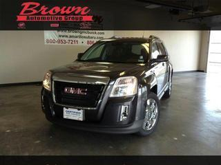 2013 GMC Terrain SUV for sale in Amarillo for $33,995 with 5,322 miles.