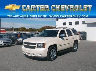 2011 Chevrolet Tahoe SUV for sale in Shelby for $46,995 with 34,609 miles.