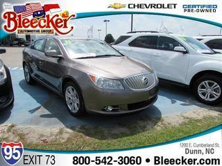 2011 Buick LaCrosse Sedan for sale in Dunn for $23,999 with 40,989 miles.