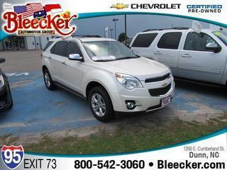 2012 Chevrolet Equinox SUV for sale in Dunn for $26,800 with 22,933 miles.