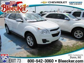 2013 Chevrolet Equinox SUV for sale in Dunn for $23,899 with 13,513 miles.