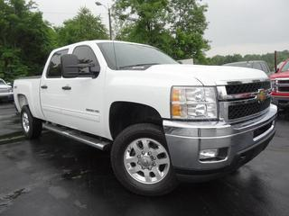 2011 Chevrolet Silverado 3500 Crew Cab Pickup for sale in Columbia for $36,295 with 48,695 miles.