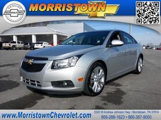 2012 Chevrolet Cruze Sedan for sale in Morristown for $15,847 with 47,396 miles.