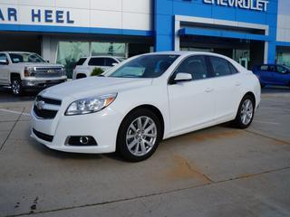 2013 Chevrolet Malibu Sedan for sale in Roxboro for $18,995 with 34,570 miles.