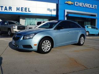 2011 Chevrolet Cruze Sedan for sale in Roxboro for $12,995 with 51,553 miles.
