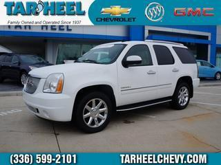 2012 GMC Yukon SUV for sale in Roxboro for $40,995 with 66,114 miles.