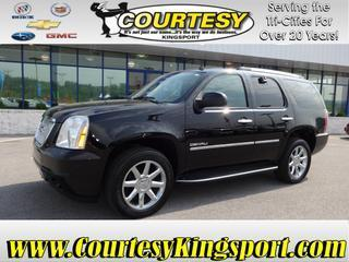 2012 GMC Yukon SUV for sale in Kingsport for $42,975 with 73,634 miles.
