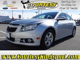 2013 Chevrolet Cruze Sedan for sale in Kingsport for $18,975 with 13,093 miles.