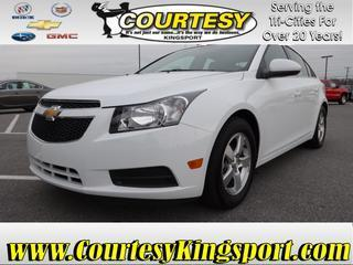 2014 Chevrolet Cruze Sedan for sale in Kingsport for $18,975 with 16,806 miles.