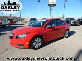 2014 Chevrolet Cruze Sedan for sale in Bartlesville for $18,995 with 17 miles.