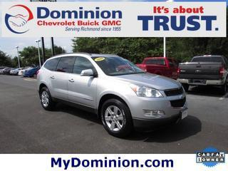 2009 Chevrolet Traverse SUV for sale in Richmond for $18,020 with 72,551 miles.