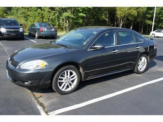 Used 2013 Chevrolet Impala - Georgetown DE