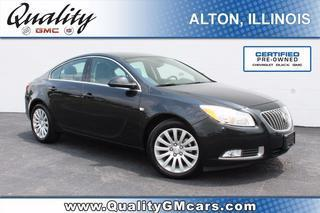 2011 Buick Regal Sedan for sale in Alton for $19,995 with 31,769 miles.