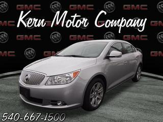 2010 Buick LaCrosse Sedan for sale in Winchester for $18,949 with 44,889 miles.