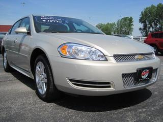 2012 Chevrolet Impala Sedan for sale in Hillsboro for $18,995 with 15,262 miles.