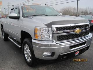 2011 Chevrolet Silverado 2500 Crew Cab Pickup for sale in Hillsboro for $33,995 with 21,572 miles.