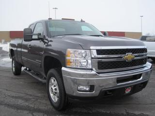 2011 Chevrolet Silverado 2500 Crew Cab Pickup for sale in Hillsboro for $31,995 with 28,914 miles.