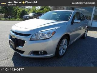 2014 Chevrolet Malibu Sedan for sale in Baltimore for $18,991 with 19,106 miles.