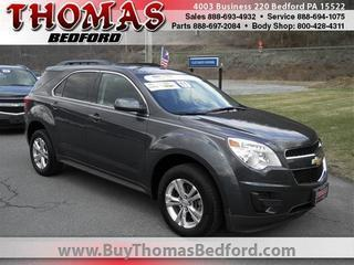 2011 Chevrolet Equinox SUV for sale in Bedford for $20,985 with 35,148 miles.