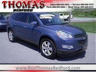 2012 Chevrolet Traverse SUV for sale in Bedford for $27,685 with 24,333 miles.