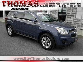 2011 Chevrolet Equinox SUV for sale in Bedford for $19,985 with 47,953 miles.