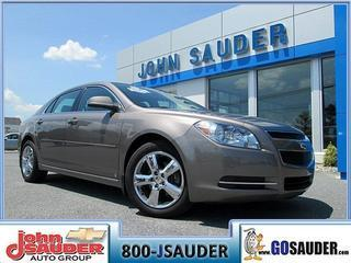 2010 Chevrolet Malibu Sedan for sale in New Holland for $16,990 with 32,744 miles.