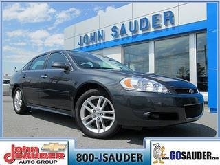 2014 Chevrolet Impala Limited Sedan for sale in New Holland for $23,888 with 14,645 miles.