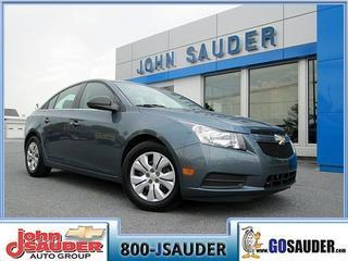 2012 Chevrolet Cruze Sedan for sale in New Holland for $15,991 with 16,875 miles.