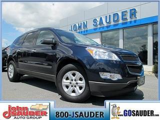 2011 Chevrolet Traverse SUV for sale in New Holland for $23,900 with 27,013 miles.