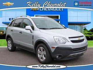 2013 Chevrolet Captiva Sport SUV for sale in Phoenixville for $16,888 with 35,468 miles.