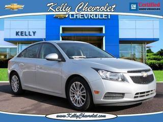 2012 Chevrolet Cruze Sedan for sale in Phoenixville for $13,960 with 40,838 miles.