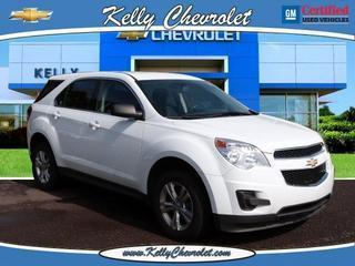 2011 Chevrolet Equinox SUV for sale in Phoenixville for $17,875 with 54,360 miles.