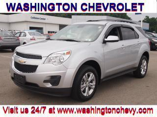 2013 Chevrolet Equinox SUV for sale in Washington for $24,865 with 15,185 miles.