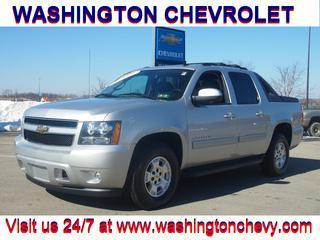 2011 Chevrolet Avalanche Crew Cab Pickup for sale in Washington for $34,974 with 35,009 miles.