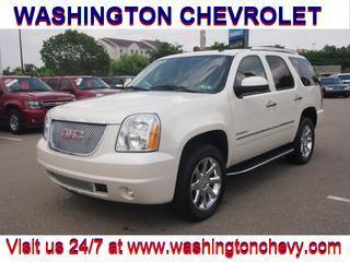 2013 GMC Yukon SUV for sale in Washington for $56,584 with 4,242 miles.