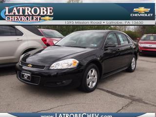 2011 Chevrolet Impala Sedan for sale in Latrobe for $13,495 with 59,381 miles.