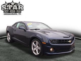 Used 2010 Chevrolet Camaro - Greensburg PA