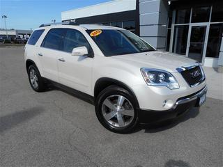 2012 GMC Acadia SUV for sale in Pekin for $31,400 with 25,163 miles.